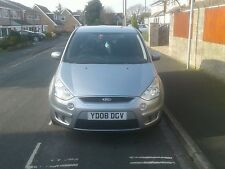 2008 FORD S MAX 1.8 TDCI LX VERY EASY REPAIR NOT SALVAGE DAMAGED