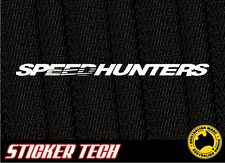 SPEEDHUNTERS CAR WINDOW STICKER DECAL SUITS ILLEST DRIFT JAPAN TRACK RACE 800mm