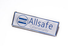 Mr Robot Allsafe Cyber Security ID Style Badge