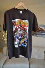 Brand New Mens Marvel vs Capcom T-Shirt Sz Large