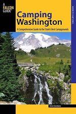 Wall Falcon Guides - Camping Washington 2e (2013) - New - Trade Paper (Pape