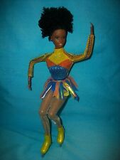 Olympic Barbie Star Skater Special Edition 2001~Loose African American Doll