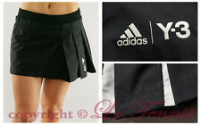 BNWT ADIDAS Y-3 ROLAND GARROS Tennis Skirt Run Dance Gym Skort Golf Dress - S 36