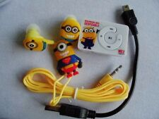 Minions MP3-Player mit Befestigungs Clip-Ich Einfach Unverbesserlich-Sonderpreis