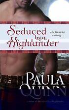 Seduced by a Highlander (Children of the Mist) by Quinn, Paula, Good Book