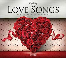 LOVE SONGS-LUXURY TRILOGY (HOWARD JONES, STARSHIP, KENNY ROGERS, ...) 3 CD NEU