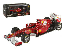 ELITE FERRARI 150 ITALIA FERNANDO ALONSO TURKISH GP 2011 F1 1/43 HOTWHEELS W1188