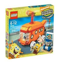 LEGO 3830 - SpongeBob Squarepants - Bikini Bottom Express - 2008 - NEW