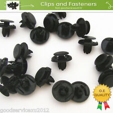40 x Push Type Clip Fender Liner Retainer Fastener OEM:91512-SX0-003 For Honda