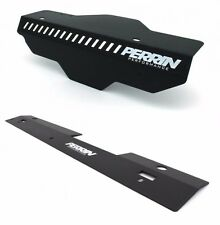 Perrin Radiator Shroud & Belt Cover BLACK for 02-07 Impreza WRX / STi / RS 2.5