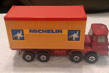 Matchbox Super Kings K-24 Michelin Container Truck @1976 loose