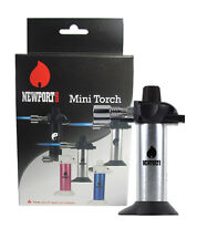 "Newport Zero Gas Butane 5.5"" Cigar/ Kitchen/ Chef Torch Lighter Multi  NBT013"
