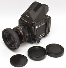 Mamiya RB67 Professional With Lens, Film Back & Prism Finder! Good Condition!
