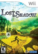 Lost in Shadow - Nintendo  Wii Game