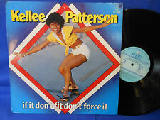 KELLEE PATTERSON if it dont feet ORIG HOLLAND EXC