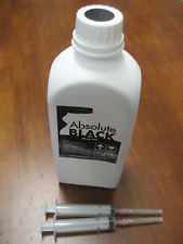 1 Liter BULK ink Refill Black Ink for Canon PG-245 XL Ink Cartridge + 2 Syrange