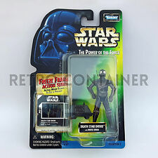 STAR WARS Kenner Hasbro Action Figure - POTF POTF2 - Death Star Droid + Mouse