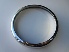 "LUCAS 5 3/4 "" HEAD LAMP HEADLIGHT RIM BSA BANTAM C15 B40 D7 D10 D14 B175"