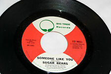 Sugar Bears: You Are the One / Someone Like You  [New & unplayed]