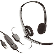 Plantronics .Audio 630 USB VoIP Stereo Headset