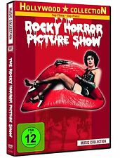 DVD: The Rocky Horror Picture Show (Musical; Susan Sarandon,Tim Curry, Meat Loaf