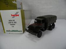 ht243, Herpa Minitanks 743341 M54 truck 1:87 NEU/NEW Roco