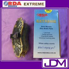 NISSAN PATROL Y62 5.6L V8 - RDA EXTREME Front Brake Pads
