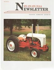Ford 8N with Chevy V8 Engine, 9N 2N Tractor Newsletter