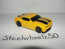 Transformers Movie Bumblebee Burger King Toy BK Hasbro 2009 Camaro Sound Autobot