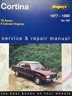 NEW GREGORYS WORKSHOP REPAIR MANUAL FORD CORTINA TE 1977 1978 1979 1980