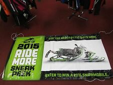 Arctic Cat Banner 4ft x 8ft XF 8000 Rare
