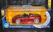 Hot Wheels Dropstars mid-scale (about 1:20) Red Ferrari 360 Spider