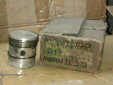 AUSTIN 12 PISTON  & RING SET 020