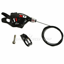 New SRAM X01 Rear 11 Speed Trigger Shifter , Discrete Clamp , Red