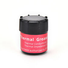 Gray Silicone Compound Thermal Conductive Grease Paste for PC CPU Heatsink MW