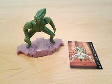 Vintage 2002 Marvel Spiderman Action Figure Green Goblin, poseable moving parts