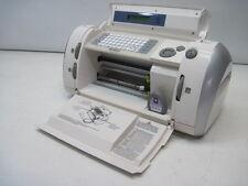 Cricut Personal Electronic Cutting Machine CRV001 W/Alphalicious Cartridge