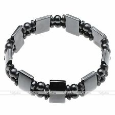Magnetic Hematite Healing Arthritis Pain Relief Therapy Energy Health Bracelet