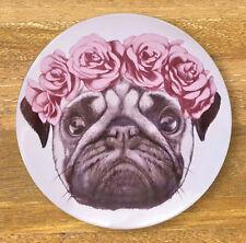 Pug Dog TASCA / BORSETTA compatto Specchio, regali per gli appassionati di cane Stocking Filler