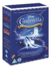 CINDERELLA 1 2 AND 3 -  BLU RAY - NEW / SEALED