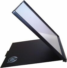 The Body Shop HD Fold Over Make Up Mirror/ Shaving Travel Mirror Folding Compact