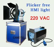 CAME-TV 2500W HMI Fresnel Light Head + 2.5/4KW Electronic Ballast