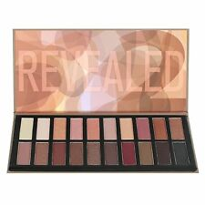 Coastal Scents Revealed 2 Makeup Cosmetic  Palette, 20 Shadow Colors, New
