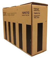 original IBM 75P5712 INFOPRINT 1412 1512 PHOTOCONDUCTOR KIT BLACK neu C