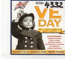 (FR185) Sunday Express V.E. Day 60th Anniversary Collection - 2005 CD