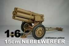 DID 1/6th Scale WWII Nebelwerfer Ordinance Yellow