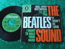 "The Beatles 7"" Single EP - The Beatles' Sound (1964)"