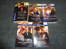 """5 MILLS AND BOON BULK BOOKS - INCLUDING 2015  HISTORICAL - 11 STORIES """""""""""