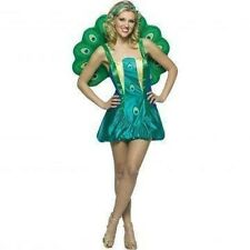 Rasta Imposta Womens Peacock Adult Costume