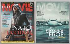 BEST MOVIE - DICEMBRE 2016 -ASSASIN'S CREED - SULLY - SMALL EDITION